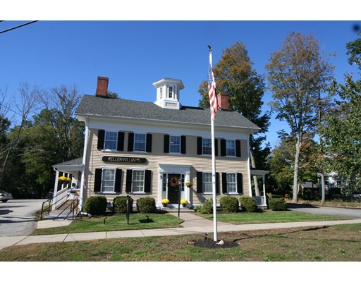 Commercial للـ Sale في 9 South Main 9 South Main Topsfield, Massachusetts 01983 United States