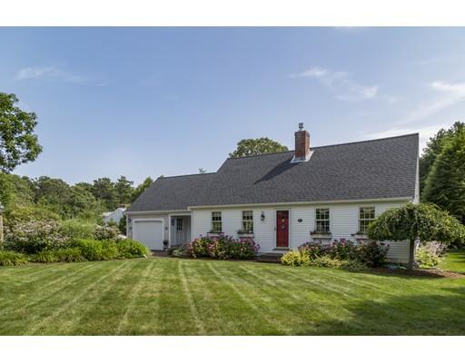 Maison unifamiliale pour l Vente à 313 Deer Meadow Lane Chatham, Massachusetts 02633 États-Unis