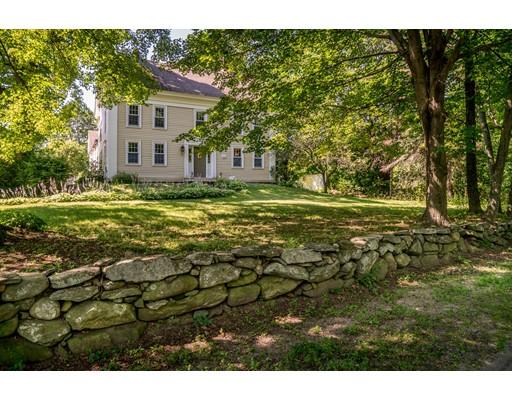 Casa Unifamiliar por un Venta en 95 Williamsville Road Hubbardston, Massachusetts 01452 Estados Unidos