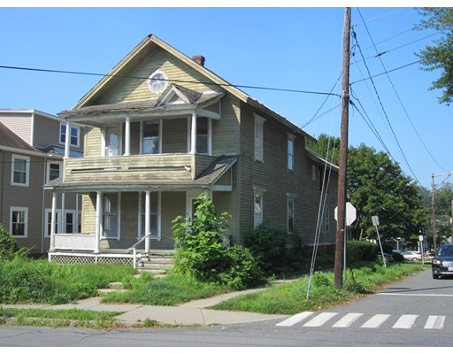 Multi-Family Home for Sale at 86 Conway Street Greenfield, Massachusetts 01301 United States