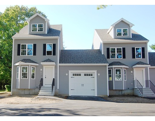 Single Family Home for Sale at 264 Matfield Street West Bridgewater, Massachusetts 02379 United States