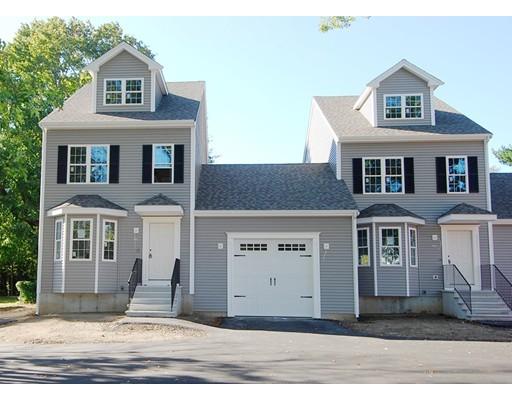 Casa Unifamiliar por un Venta en 264 Matfield Street West Bridgewater, Massachusetts 02379 Estados Unidos