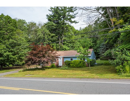 Single Family Home for Sale at 177 Main Road Westhampton, Massachusetts 01027 United States