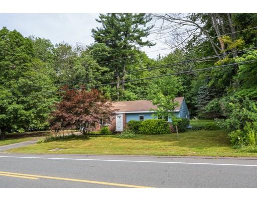 Maison unifamiliale pour l Vente à 177 Main Road 177 Main Road Westhampton, Massachusetts 01027 États-Unis