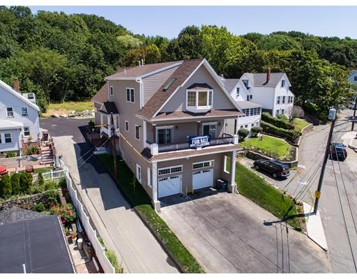 Maison unifamiliale pour l Vente à 12 Hillside Avenue 12 Hillside Avenue Revere, Massachusetts 02151 États-Unis