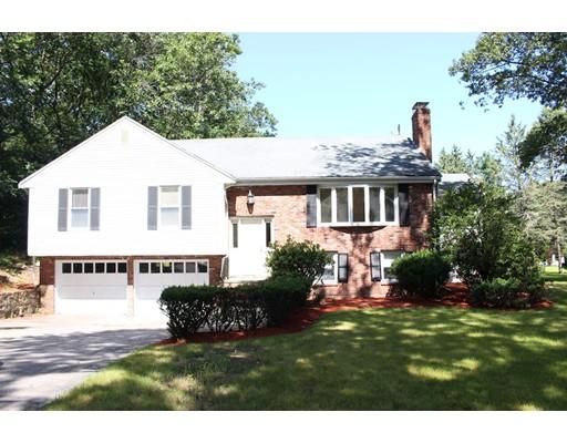 独户住宅 为 出租 在 2 Sparhawk Drvie 林菲尔德, 马萨诸塞州 01940 美国