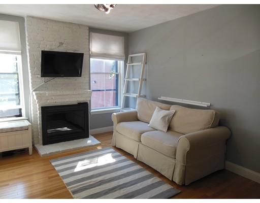 Casa Unifamiliar por un Alquiler en 17 Cazenove Street Boston, Massachusetts 02116 Estados Unidos