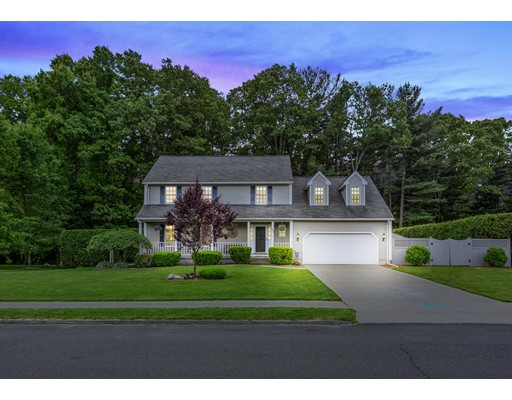 Single Family Home for Sale at 43 Spruce Circle Agawam, Massachusetts 01030 United States