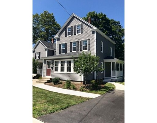 Single Family Home for Rent at 81 Union Street 81 Union Street Franklin, Massachusetts 02038 United States