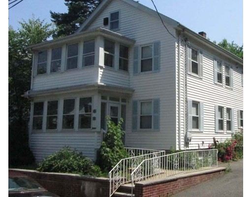Single Family Home for Rent at 15 Vincent Street Cambridge, Massachusetts 02140 United States