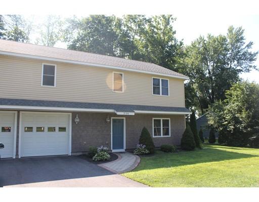 独户住宅 为 出租 在 254 River Road Agawam, 马萨诸塞州 01001 美国