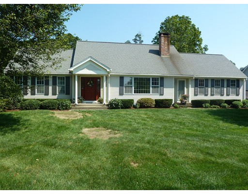 Casa Unifamiliar por un Venta en 111 Meadow Lane 111 Meadow Lane Greenfield, Massachusetts 01301 Estados Unidos
