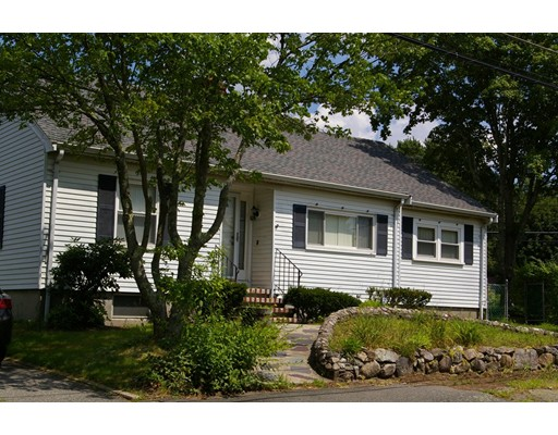 Single Family Home for Sale at 9 Laurel Park 9 Laurel Park Holbrook, Massachusetts 02343 United States