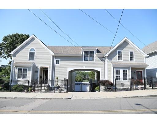 Многосемейный дом для того Продажа на 76 Clinton Street Chelsea, Массачусетс 02150 Соединенные Штаты