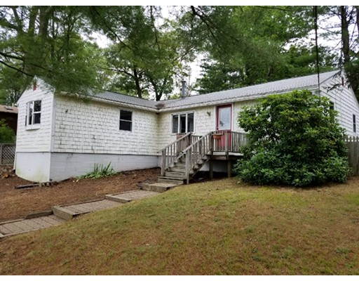 Single Family Home for Sale at 20 BUENA VISTA Avenue Freetown, Massachusetts 02702 United States