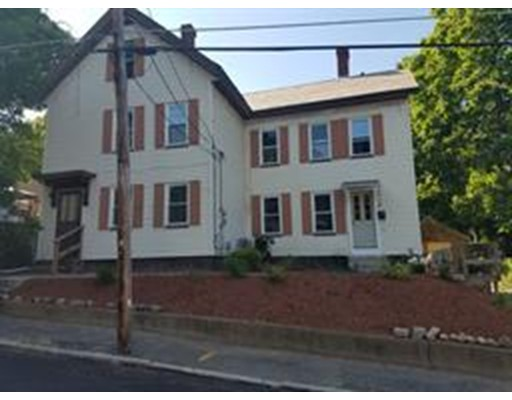 Single Family Home for Rent at 62 Winter street Fitchburg, Massachusetts 01420 United States