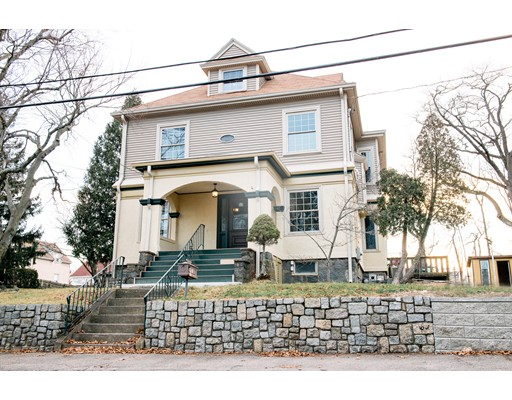 Single Family Home for Sale at 52 Rogers 52 Rogers Quincy, Massachusetts 02169 United States