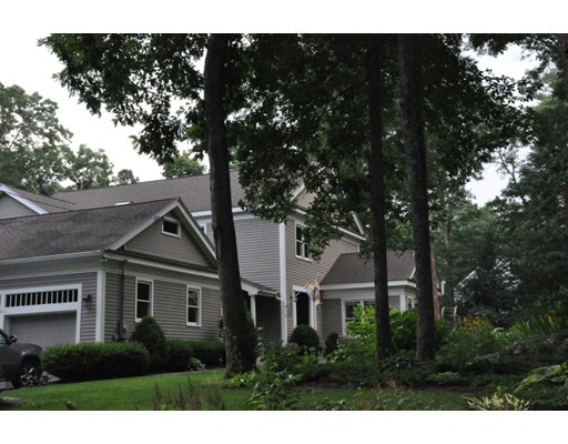 Single Family Home for Sale at 33 Greenwood Street Sherborn, Massachusetts 01770 United States