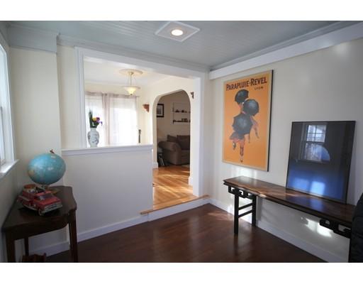 Частный односемейный дом для того Аренда на 25 holden Road Braintree, Массачусетс 02184 Соединенные Штаты