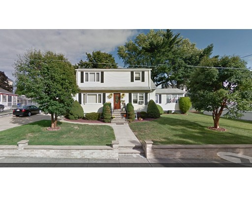 Single Family Home for Sale at 708 South Almond 708 South Almond Fall River, Massachusetts 02724 United States
