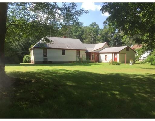 واحد منزل الأسرة للـ Sale في 1485 Somerset Avenue Dighton, Massachusetts 02715 United States