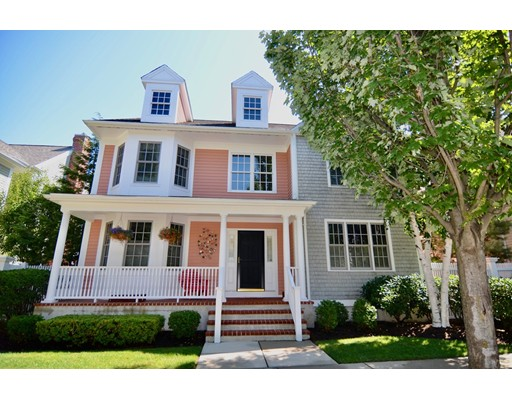 Casa Unifamiliar por un Venta en 6 Preston Square 6 Preston Square Quincy, Massachusetts 02171 Estados Unidos