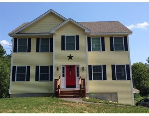 Maison unifamiliale pour l Vente à 442 Paige Hill Road Goffstown, New Hampshire 03045 États-Unis