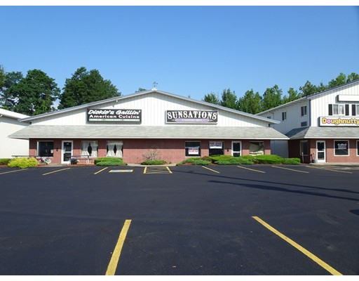 Commercial للـ Rent في 131 John Fitch Hwy 131 John Fitch Hwy Fitchburg, Massachusetts 01420 United States