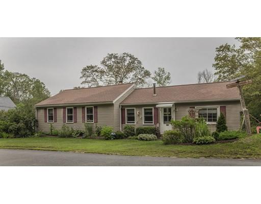 Casa Unifamiliar por un Venta en 42 N Brookfield Road Brookfield, Massachusetts 01506 Estados Unidos