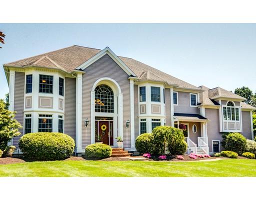 Частный односемейный дом для того Продажа на 5 Sweeney Ridge Road Bedford, Массачусетс 01730 Соединенные Штаты