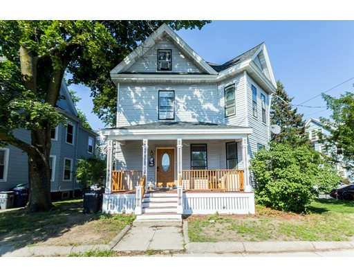 Multi-Family Home for Sale at 123 Elm Street Somerville, Massachusetts 02144 United States