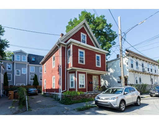 Multi-Family Home for Sale at 95 Prentiss Street Somerville, Massachusetts 02143 United States