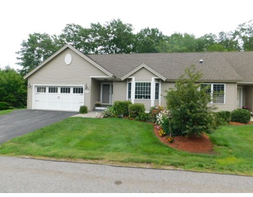 Condominium for Sale at 2 Bethany Ln #2 Hampstead, New Hampshire 03826 United States