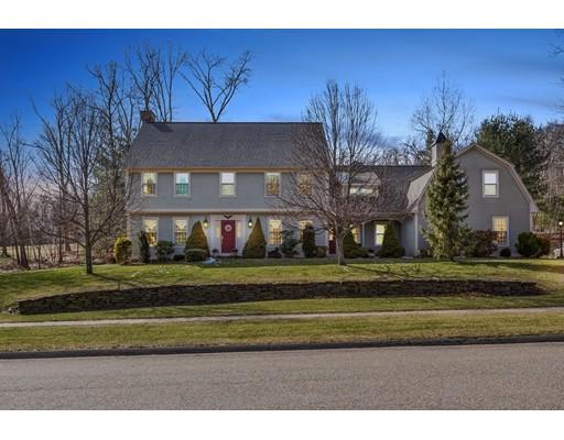 واحد منزل الأسرة للـ Sale في 32 Sturbridge Lane East Longmeadow, Massachusetts 01028 United States