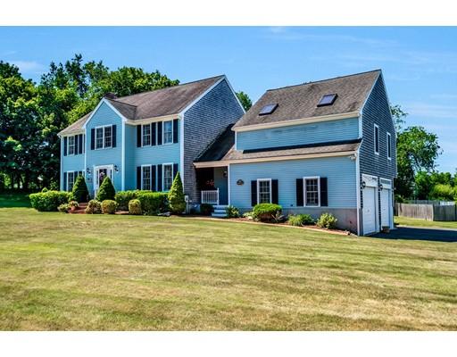 Maison unifamiliale pour l Vente à 2 Elizabeth Lane West Bridgewater, Massachusetts 02379 États-Unis