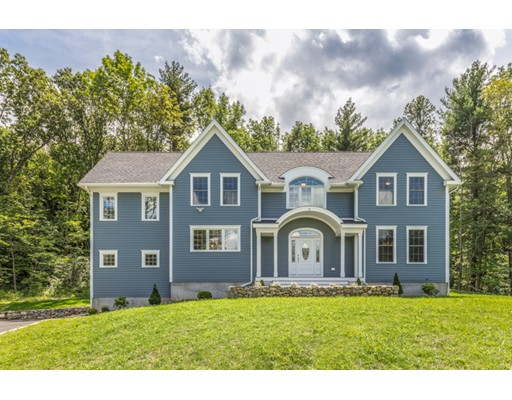 Single Family Home for Sale at 3 CRESCENT MEADOW 3 CRESCENT MEADOW Georgetown, Massachusetts 01833 United States