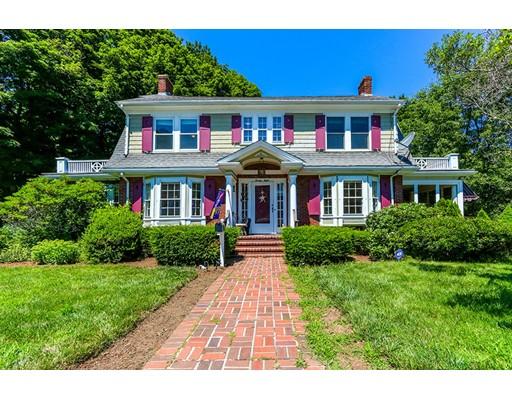 独户住宅 为 销售 在 28 Lincoln Street 富兰克林, 02038 美国