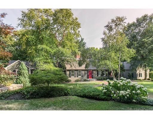 独户住宅 为 销售 在 112 Balls Hill Road 康科德, 马萨诸塞州 01742 美国