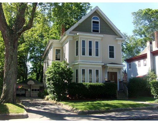Single Family Home for Rent at 166 West Chestnut Brockton, Massachusetts 02301 United States