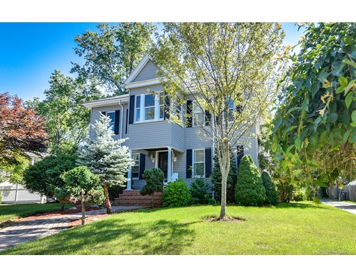 Condominium for Sale at 27 Park Avenue Natick, Massachusetts 01760 United States