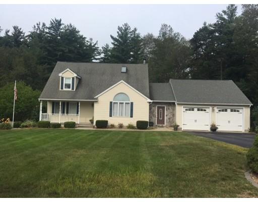 独户住宅 为 销售 在 7 Desimone Drive Palmer, 马萨诸塞州 01069 美国