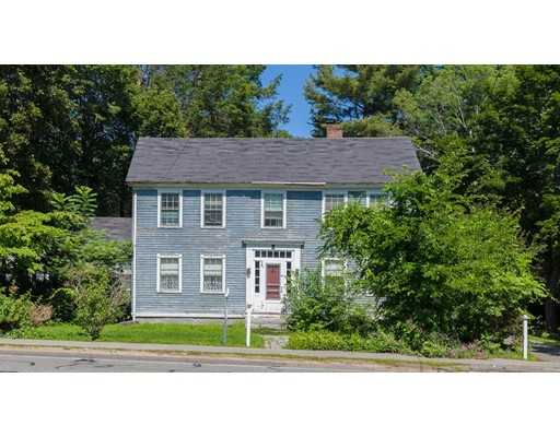 Single Family Home for Sale at 24 Boston Road Westford, Massachusetts 01886 United States