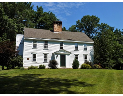 Casa Unifamiliar por un Venta en 161 Essex Street Middleton, Massachusetts 01949 Estados Unidos