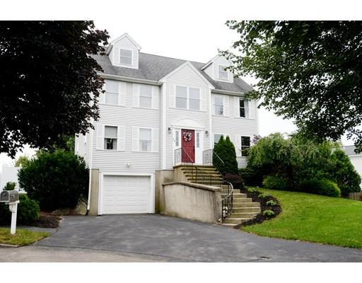 واحد منزل الأسرة للـ Sale في 13 Tammie Lane Peabody, Massachusetts 01960 United States