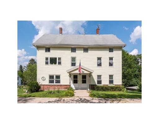 Casa Multifamiliar por un Venta en 48 West Street Millville, Massachusetts 01529 Estados Unidos