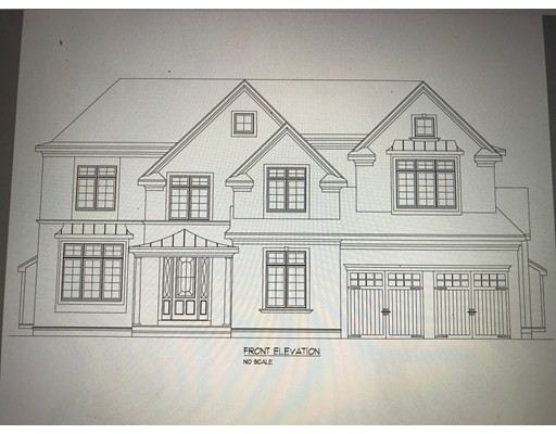 Local newton developer - New Construction (Tier 2 Energy Star home) delivery date May; exquisite 6 bed/5 bath Custom Colonial Masterpiece. The home features, Smart home technology, surround sound and speakers throughout, custom cabinetry and vanities by one of Massachusetts finest cabinet makers, heated floors, heat recovery ventilator to provide constant fresh air to home, steam shower in master bath providing a true SPA experience, Thermador kitchen package, his and hers walk in custom closets, electric car charger in garage, finished basement, aprox. 400sqft finished storage space in attic, and so much more!!! HEATED DRIVEWAY - NEVER SHOVEL AGAIN!    Prime location as (.4 miles to Memorial Spaulding Elementary school, .8 miles to Sky Line Park, 1.2 miles to Newton South), close to Chestnut Hill Shops, MBTA station, and easy access to Boston. Construction starts September; plenty of time to customize. Building and site plans attached in documents