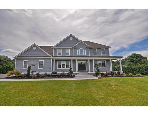 Casa Unifamiliar por un Venta en 165 Palmer River Road Swansea, Massachusetts 02771 Estados Unidos