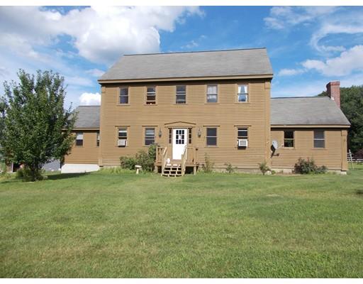 Частный односемейный дом для того Продажа на 345 Townsend Hill Road Townsend, Массачусетс 01469 Соединенные Штаты