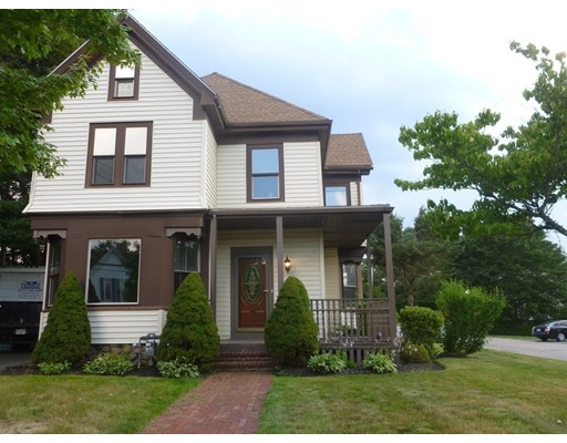 Single Family Home for Sale at 527 West Main Street Avon, Massachusetts 02322 United States