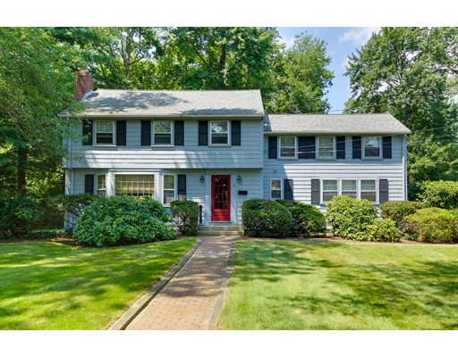 Single Family Home for Sale at 8 Mayfair Road Dedham, Massachusetts 02026 United States